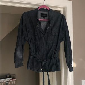 Banana Republic zipped jacket